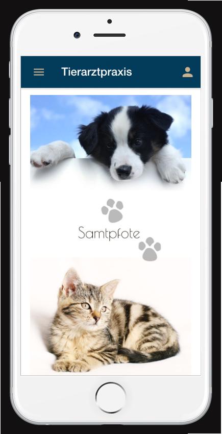 Tierarzt App