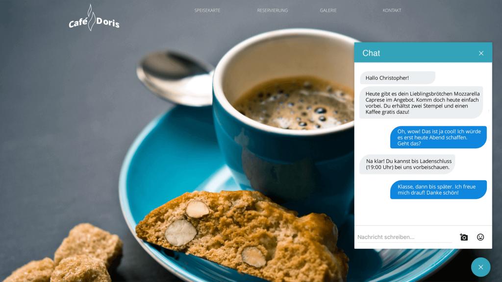 Smart Widget in eigene Website einbauen