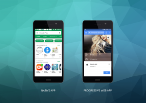 Native vs. Progressive Web App
