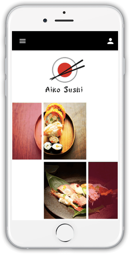 Sushi App-Restaurant App